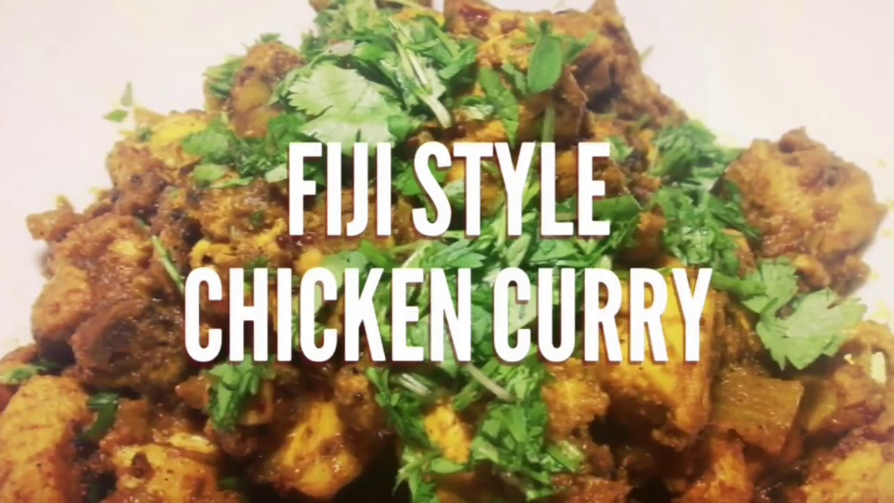 Chicken curry fiji style youtube chicken curry fiji style forumfinder Images
