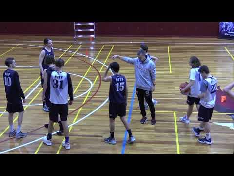 NBL Coach Andrej Lemanis on Half & Full Court Defense