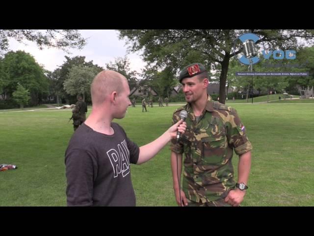 VOC Lokaal: Militaire oefening Putten