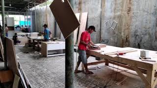 Jasa Pembuatan Furniture   Workshop Pak Deh Furniture