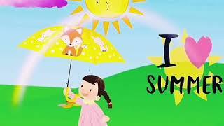 Детская коллекция зонтов от Goroshek
