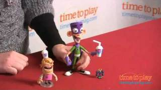 Fanboy & Chum Chum Figures from Jazwares