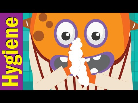 Wash Your Hands Song   Healthy Habits for Kids