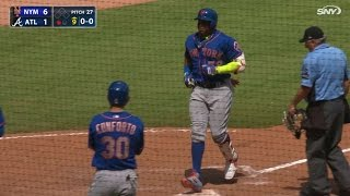 6/10/17: Cespedes' grand slam leads Mets to 6-1 win