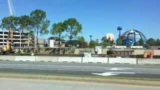 Pleasure Island gives way to Disney Springs