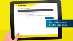 Register for My AA Insurance