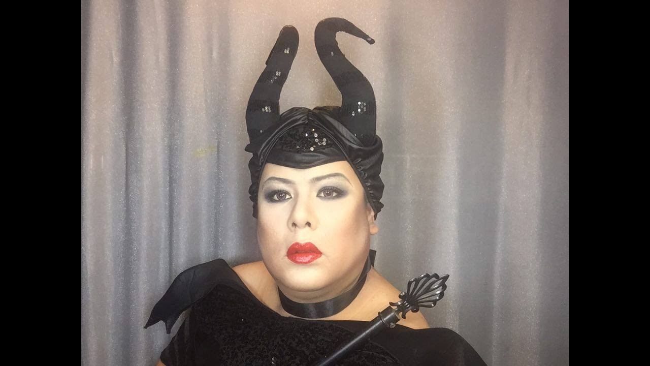 Halloween maleficent the making disneys maleficent makeup halloween maleficent the making disneys maleficent makeup tutorial baditri Gallery