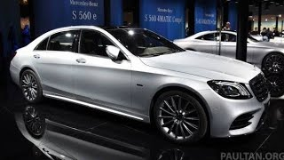 2020 Mercedes S560e Limousine / Start-Up, In-Depth Walkaround Exterior & Interior