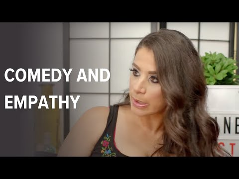 Maysoon Zayid on finding acceptance in comedy despite difference ...