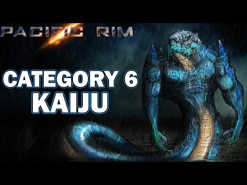 Pacific Rim 2 Uprising Category 6 Kaiju - Is It Possible For Higher Category Of Kaiju To Emerge?