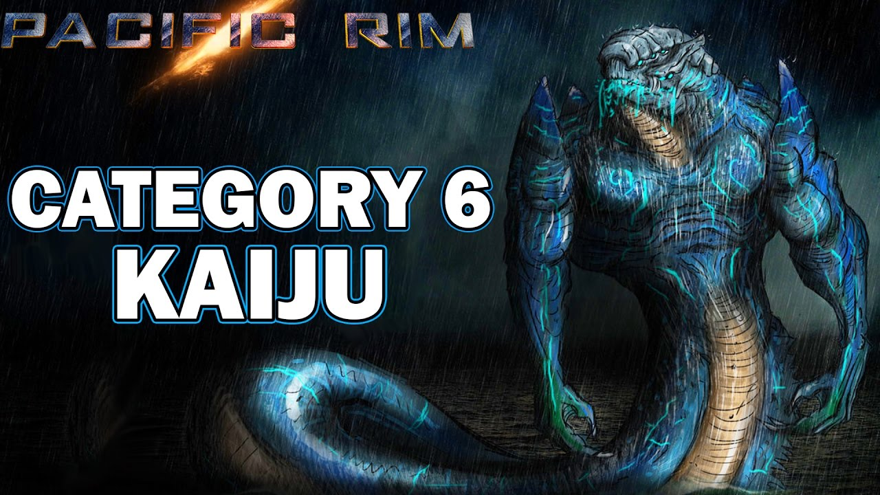 Pacific Rim 2 Uprising Category 6 Kaiju - Is It Possible ... Pacific Rim Kaiju Category 2