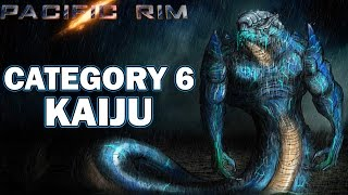 Pacific Rim 2 Uprising Category 6 Kaiju - Is It Possible For Higher Category Of Kaiju To Emerge? thumbnail