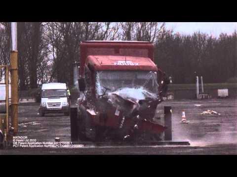 Heald HT2-Matador 3 Crash Test Video