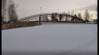 Первый лед 2020 2021 Ловля окуня и судака на лесну Ловля на безмотылку Зимняя рыбалк Не ТРОФЕИ