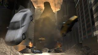 "Godzilla - ""Strike Zone"" Game Trailer [HD]"