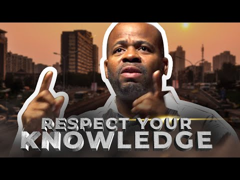 RESPECT YOURSELF - Powerful life Advice