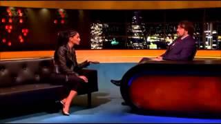 Nicole Scherzinger Interview on The Jonathan Ross Show 9/3/13