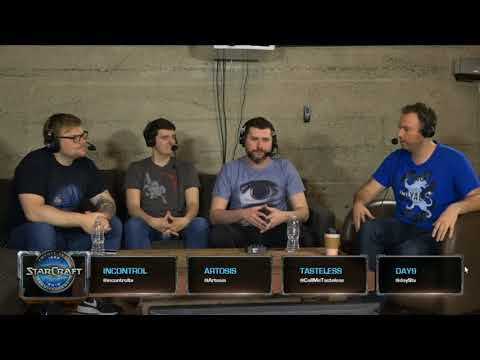 StarCraft 20th Anniversary Stream day 1