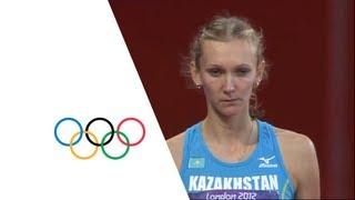 Olga Rypakova (KAZ) Wins Triple Jump Gold - Highlights | London 2012 Olympics