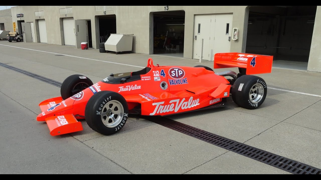 1987 indy 500 race car march cosworth 87c true value 4 on my car story with lou costabile. Black Bedroom Furniture Sets. Home Design Ideas