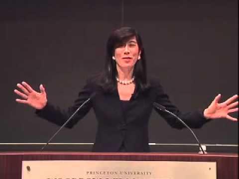 Princeton Career Services' Presents the IMAGINE Speaker Series: Guest speaker Andrea Jung '79