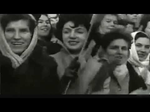 Delegacion de la República Popular de China visita Albania 1964