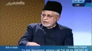 Prophecy of Mirza Sahib - Baadshah terey kaproon sey barkat dhoondain gaye.-MTA