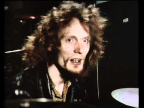 Cream - Ginger Baker (Farewell...