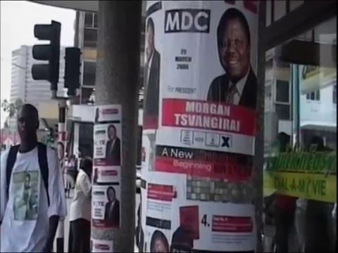 Richard Downes - BBC Our World - Zimbabwe, eve of elections, 2008