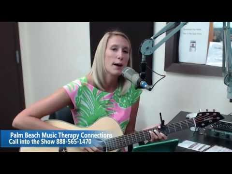 Palm Beach Music Therapy Connections  with Bree Beynon September 7, 2016