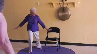 Seniors Improve your Balance with Multi-Movements! Led by Paula Montalvo, Senior Chair Yoga Teacher