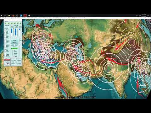 6/17/2018 -- Global Earthquake Forecast + Volcanic plumes appear in Southern California