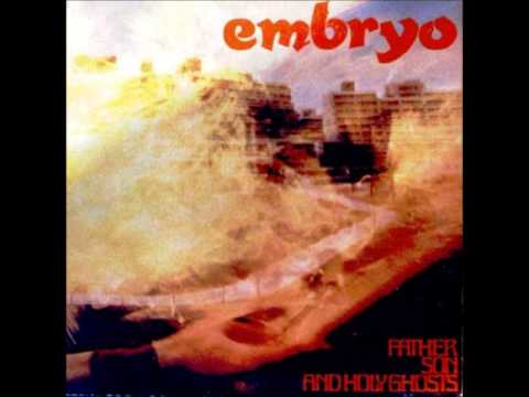 Embryo - Forgotten Sea