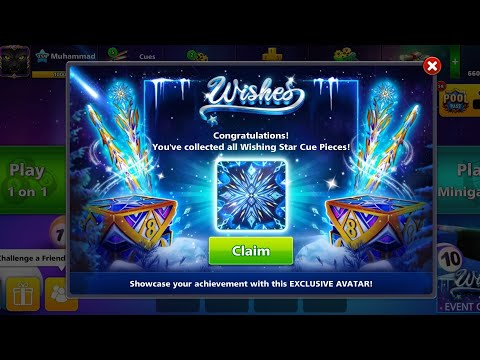 8 ball pool- Pool Rewards - Daily Free Cash , Coins, Spins☆