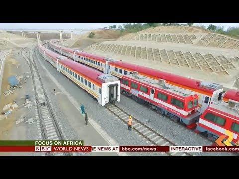 Kenya's New Madaraka Express Railway - BBC World Service