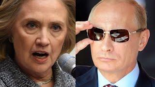 Hillary Wants War
