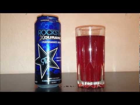 Rockstar Xdurance - Energy Drink Review
