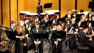 Wind Ensemble - At a Dixieland Jazz Funeral - Northwood High School
