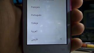 Скачать طريقة تفليش وتعريب الكاتيل Alcatel OT Pop C2 4032x 4032d Firmware Arabic