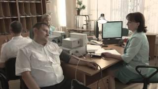 РЖД : проведение предрейсовых медицинских осмотров