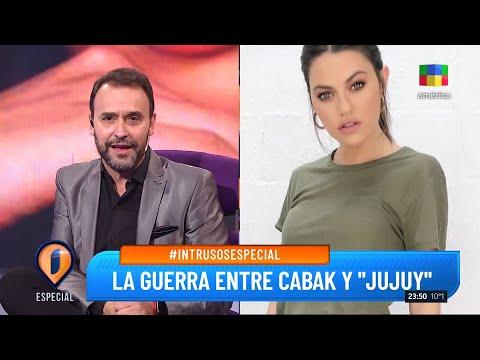 """Jujuy"" Jiménez reveló las internas con Horacio Cabak"