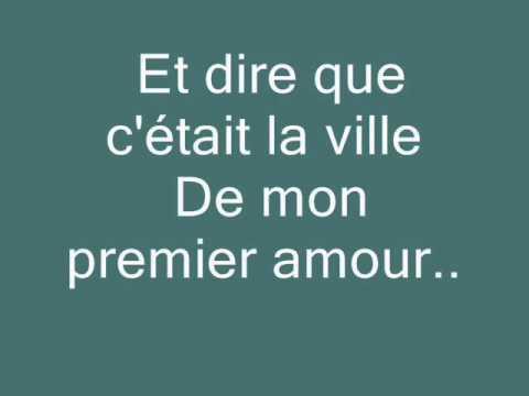 Capri C'est Fini - French Lyrics