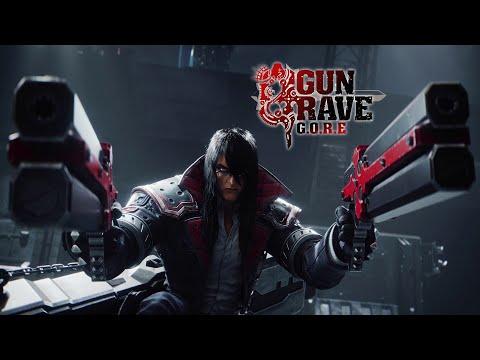 Gungrave G.O.R.E - Grave Returns Cinematic Teaser [PEGI]