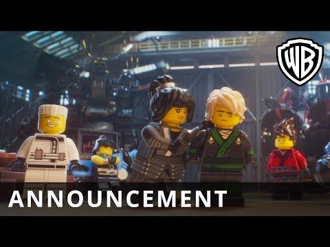 The LEGO® NINJAGO® Movie - Home Entertainment Trailer - Warner Bros. UK