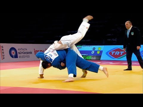 Judo Highlights - Antalya Grand Prix 2018