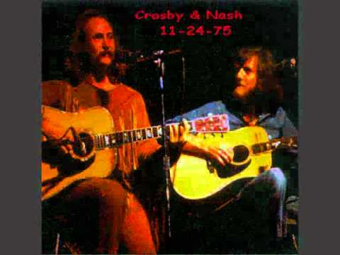 CROSBY + NASH : BERKELEY 1975 : WIND ON THE WATER . mp3