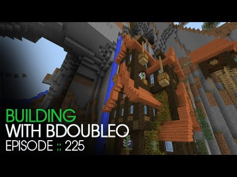 Minecraft    Mojang Love    Building With Bdoubleo    Episode 225