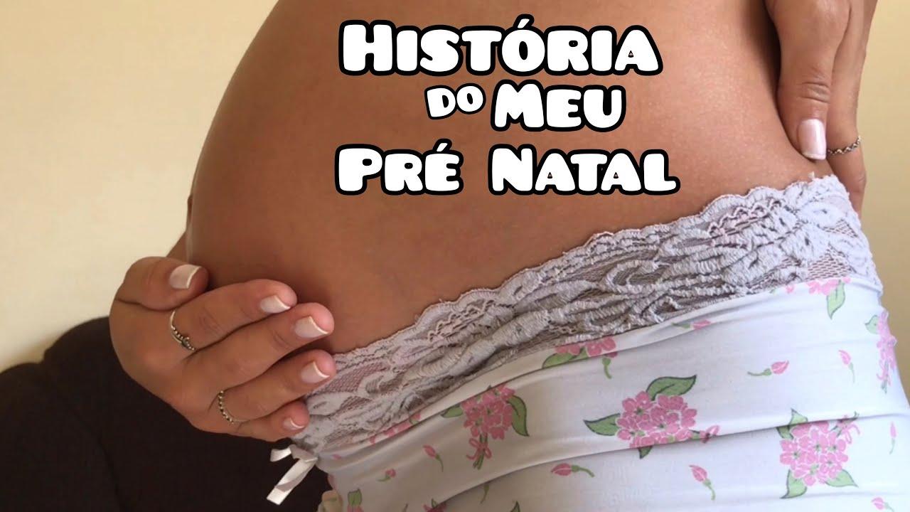 HISTÓRIA DO MEU PRÉ NATAL | PAULA BALTH