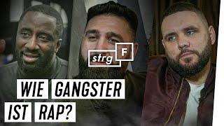 Wie Gangster ist Rap? Der Report. Mit Fler, Manuellsen, Sinan-G | STRG_F