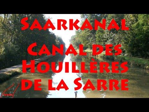 Saarkanal  Canal des Houillères de la Sarre